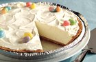 Fluffy 2-Step Easter Cheesecake