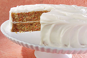 Carrot Coconut Cake