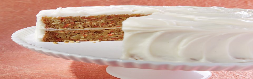 Carrot Coconut Cake Image 1