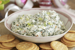 MIRACLE WHIP Classic Spinach Dip