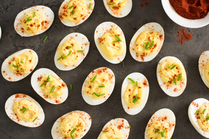 SERIOUSLY GOOD Devilled Eggs