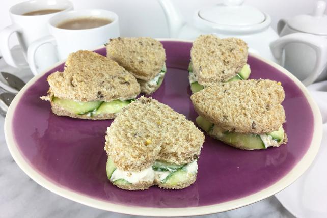 Mini-sandwiches pour le thé Image 1