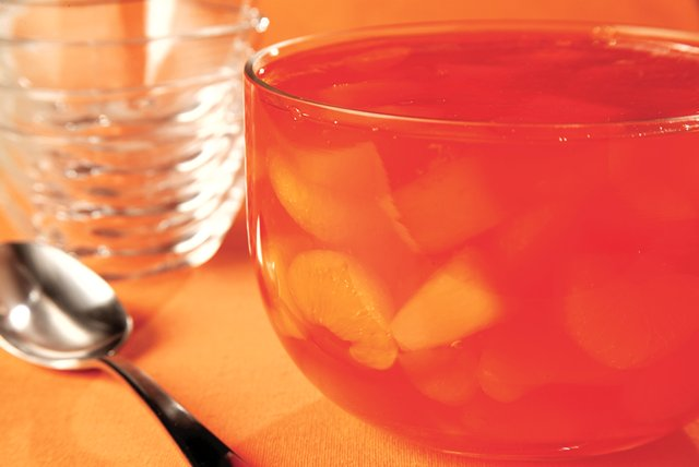 Orange-Pineapple Gelatin Image 1