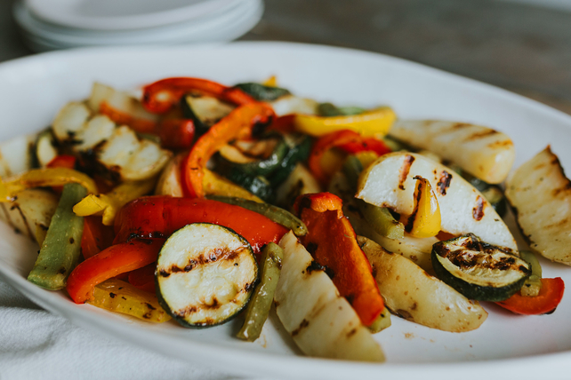 Simply Sensational Grilled Vegetables Image 1