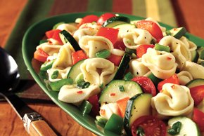 Italian Vegetable Salad