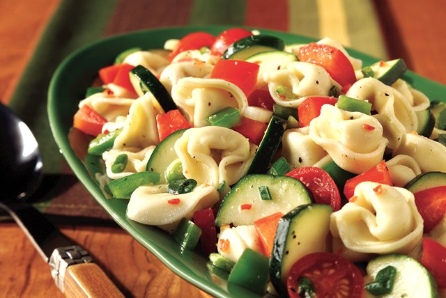 Italian Vegetable Salad Image 1
