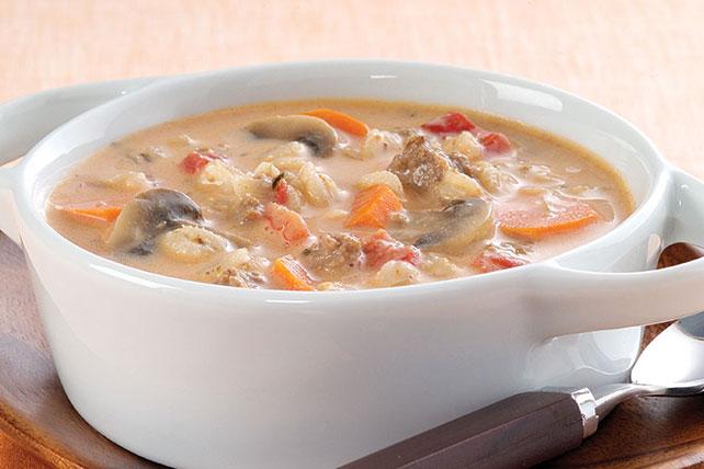 Beef Barley Soup Image 1