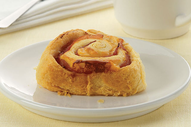 Hearty Morning Rolls Image 1