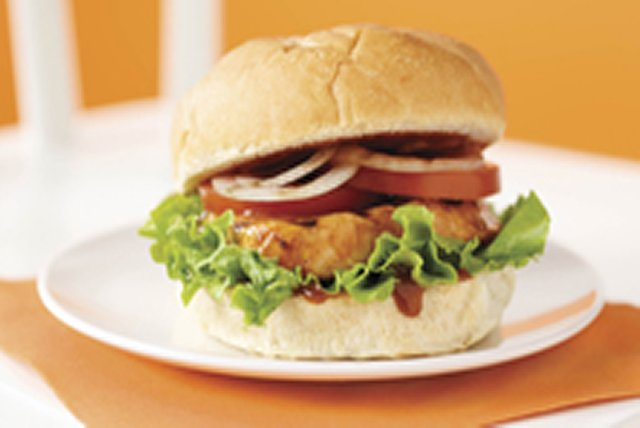 Quick BBQ Pork Sandwiches Image 1