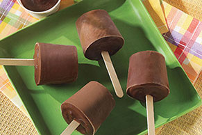 JELL-O Homemade Pudding Pops
