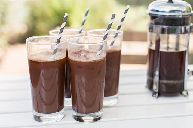 Iced Chocolaccino Image 1