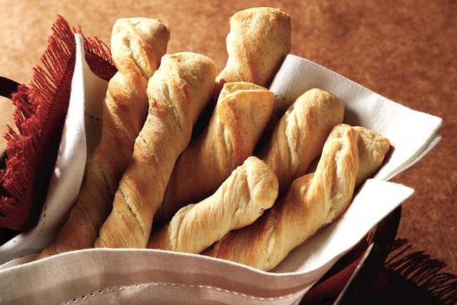 Palitos de pan con ajo Image 1
