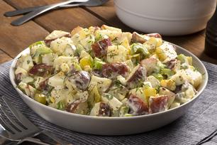 Salade de pommes de terre à la canadienne