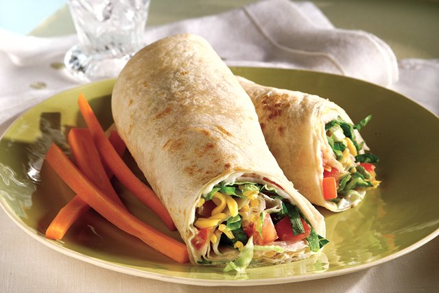 Turkey Wrap-Up