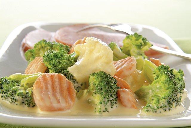 Creamy Veggies Image 1