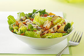 Favorite Grilled Chicken Caesar Salad