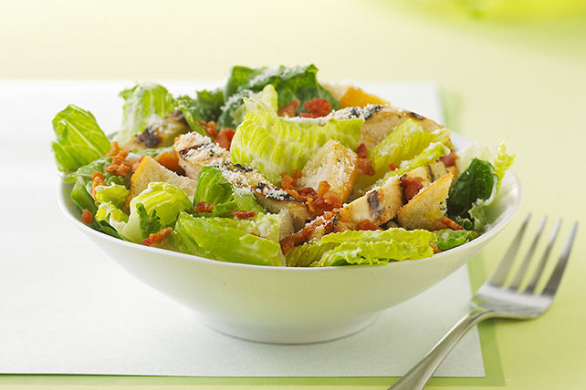 Favorite Grilled Chicken Caesar Salad Image 1