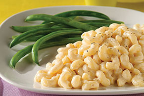 Cottage Macaroni & Cheese