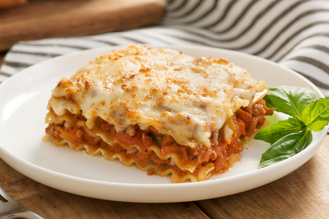 Easy 4 Cheese Lasagna
