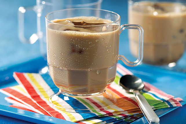 Iced Coffee Latte Image 1