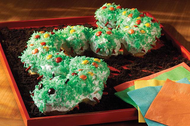 Caterpillar Cakes Image 1