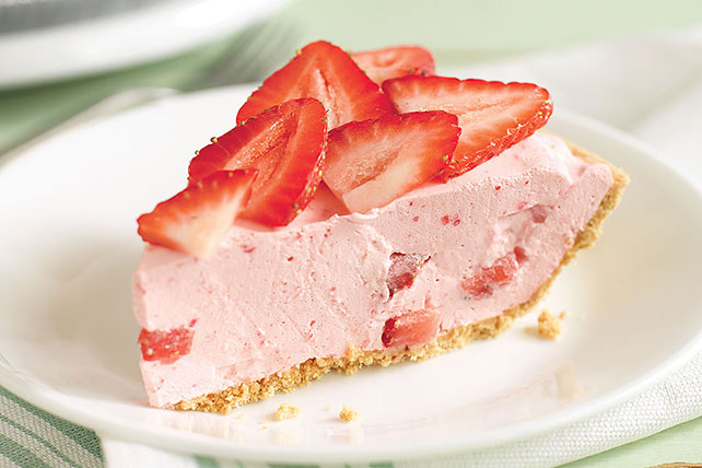 COOL 'N EASY Strawberry Pie Image 1