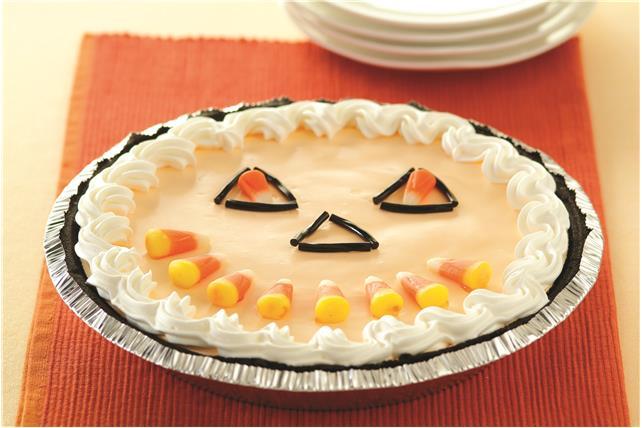 Jack-o'-Lantern Pie Image 1