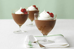 Double-Chocolate Mousse Recipe