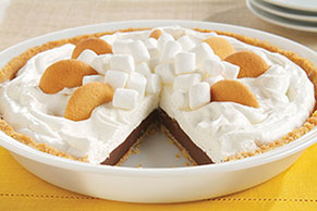Chocolate Bliss Mallow Tart