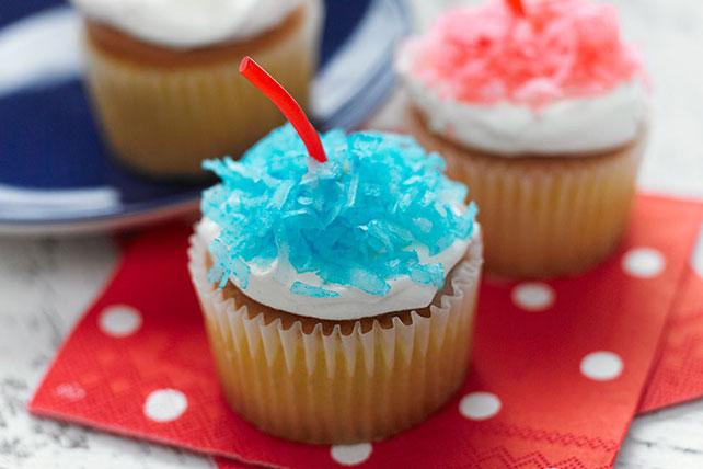 Firecracker Cupcakes Image 1