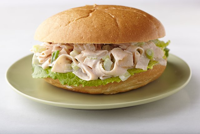 Chicken Salad Sandwiches Image 1