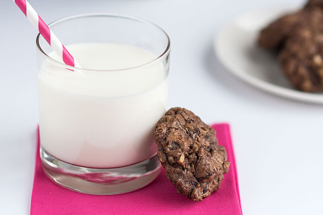 BAKER'S ONE BOWL Chocolate Bliss Cookies