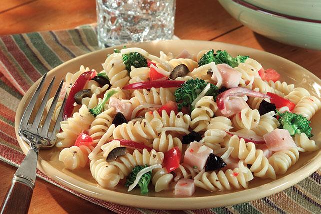 Simple Pasta Salad Recipe Image