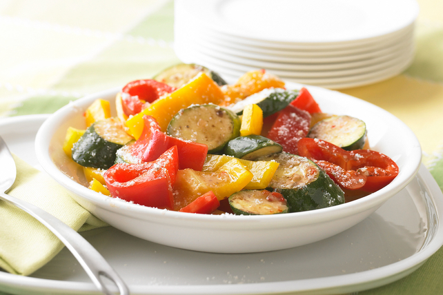 Zesty Grilled Veggies Image 1