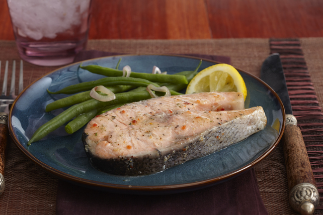 Broiled Salmon Recipe Image 1