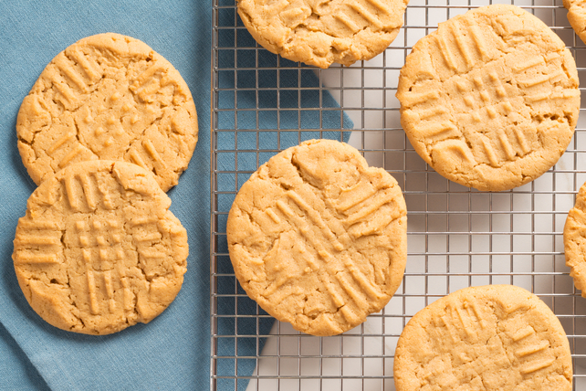 KRAFT Old-Fashioned Peanut Butter Cookies Image 1
