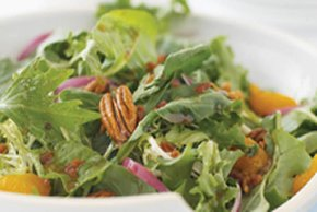 Citrus, Bacon & Pecan Salad