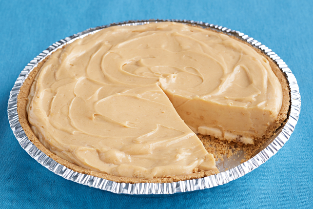 No-Bake Peanut Butter Pie Image 1