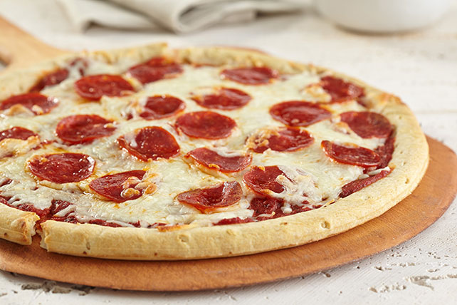 Pepperoni Pizza Image 1