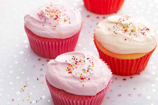 Pastel Cupcakes Image 1