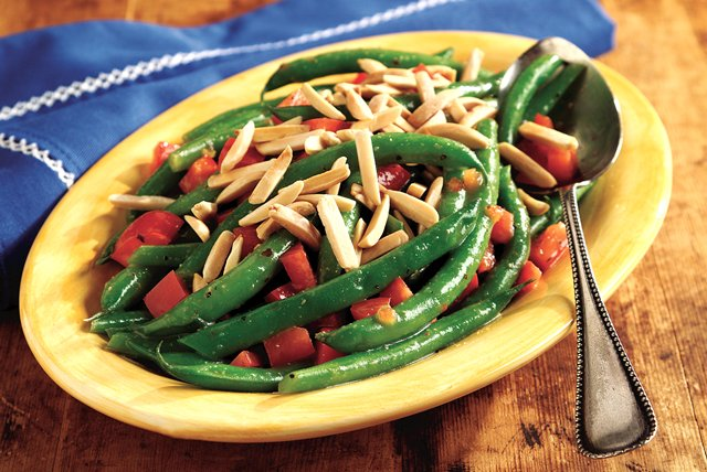 Green Bean & Pepper Salad Image 1