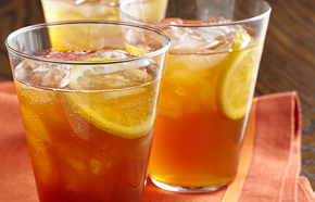 Bubbly Iced Tea