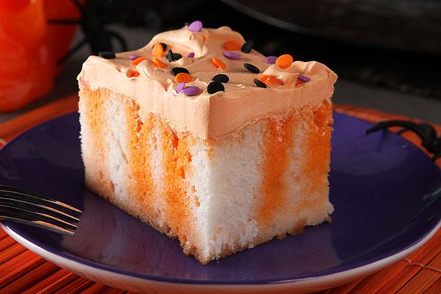 Halloween Poke Cake Image 1