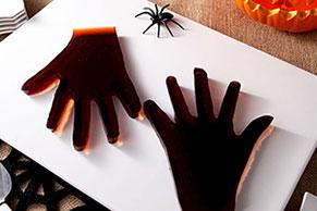Halloween JIGGLERS Hands