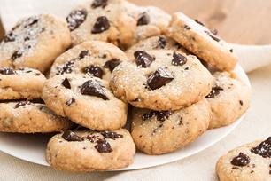 Chocolate Chunk Shortbread Recipe