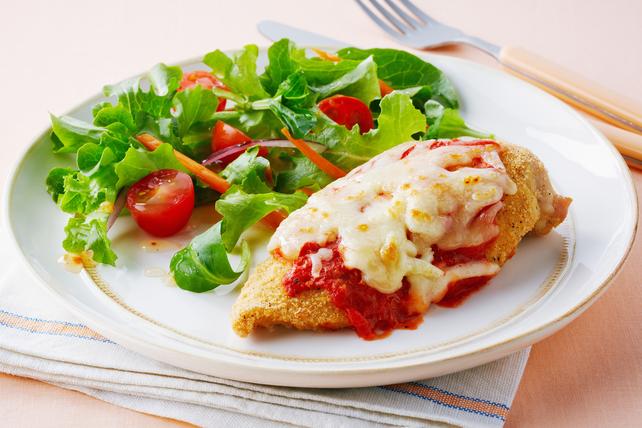 Poulet italien au mozzarella Image 1