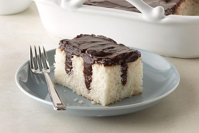 Pastel de pudín de chocolate Image 1