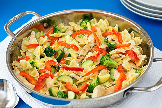 Chicken 'N Pasta with Vegetables