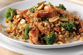 Easy Teriyaki Chicken & Brown Rice Image 1