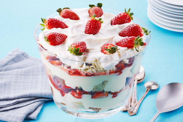 The Amazing JELL-O Trifle Image 1
